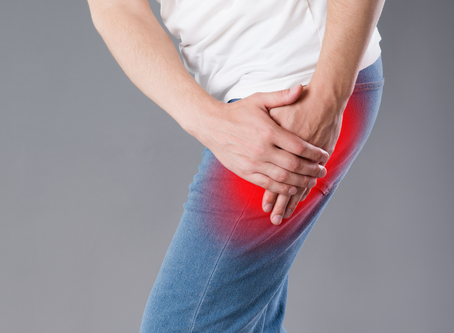 What I've learned about hip pain relief that every parent over 40 needs to know