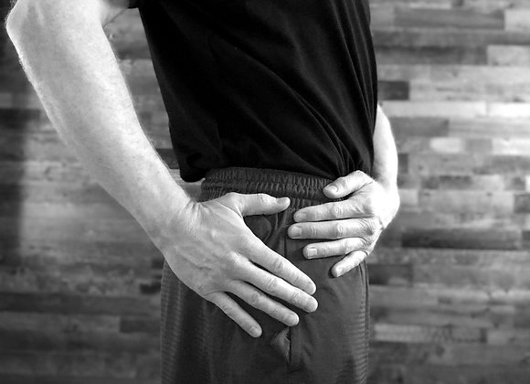 First Aid Relief - Hip & Glutes