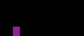 Logo La Maison - Paysage - Noir - Violet