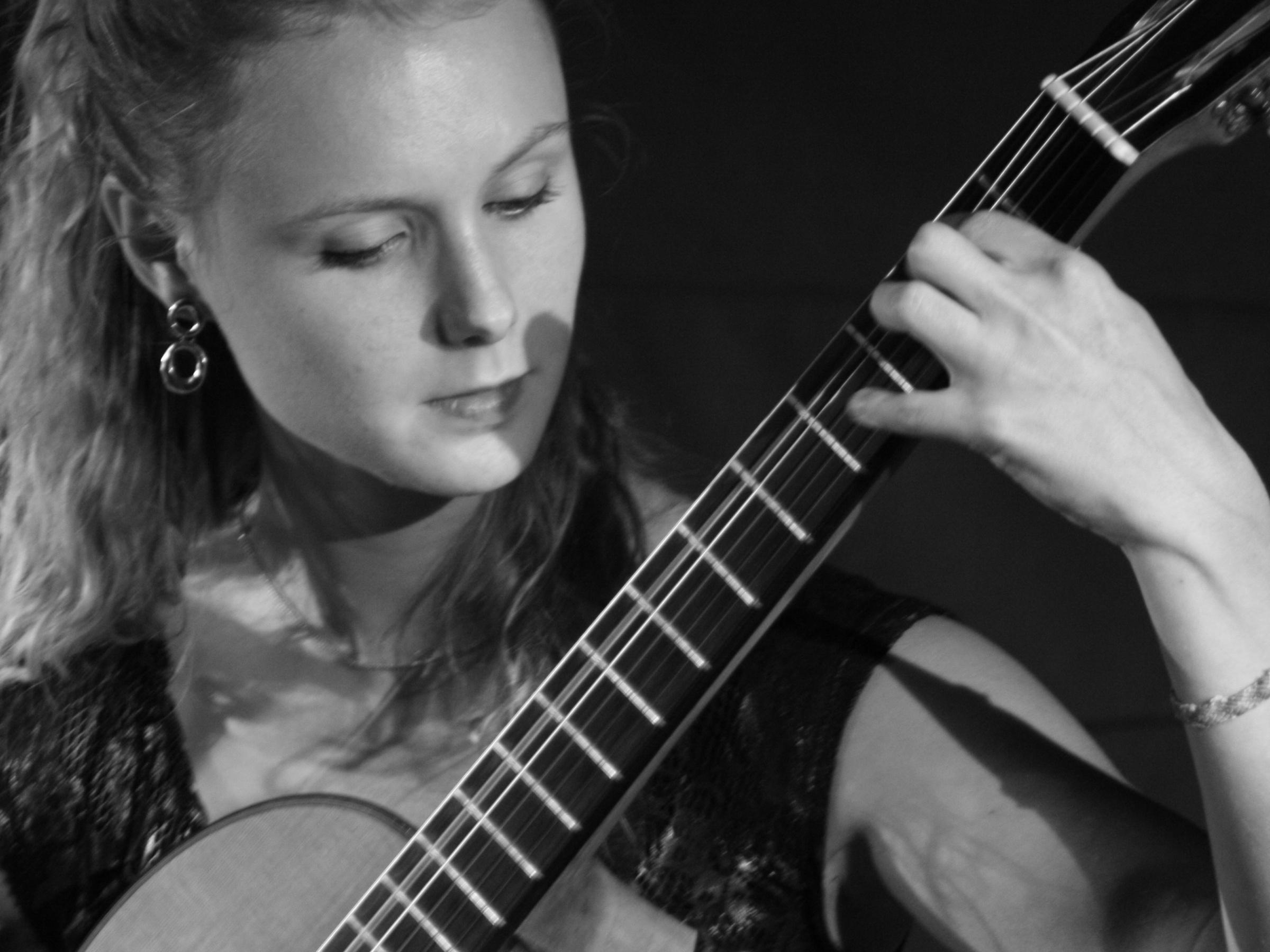 Clotilde BERNARD & Quatuor Leonis