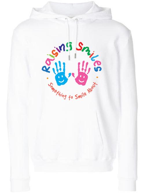 Hooded Sweatshirt - Raising Smiles Branding