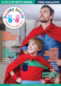Raising Smiles edition 1 Magazine page1