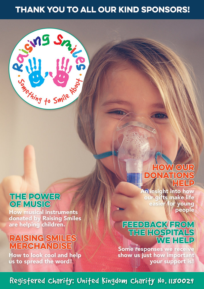 Raising Smiles edition 2 Magazine Ezine