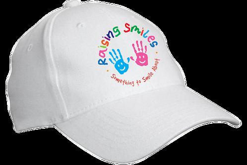 Baseball Cap - Raising Smiles Branding