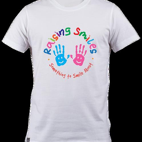 T-Shirt - Raising Smiles Branded