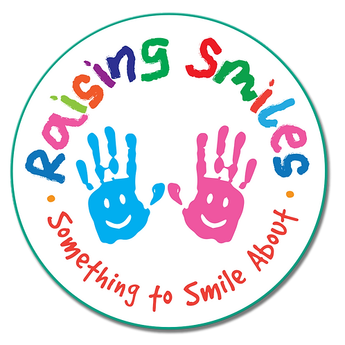 Raising Smiles Bumper Sticker