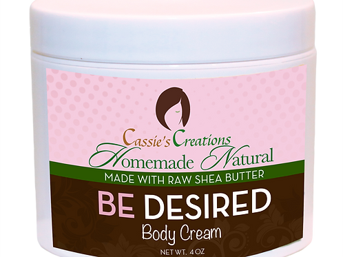 Be Desired Body Butter 4oz