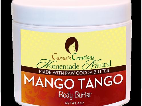 Mango Tango  Body Butter 4oz