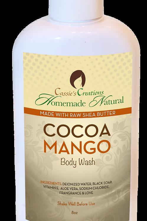 COCOA MANGO Body Wash 8oz