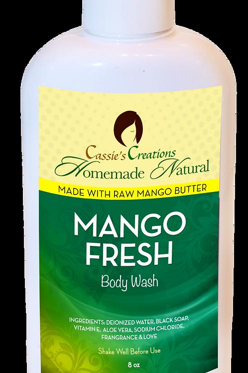 MANGO FRESH Body Wash 8oz