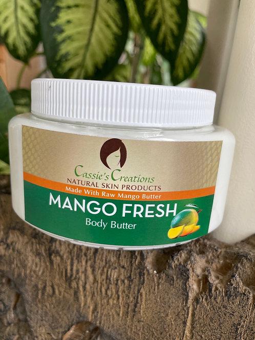 Mango Fresh Body Butter 16 oz
