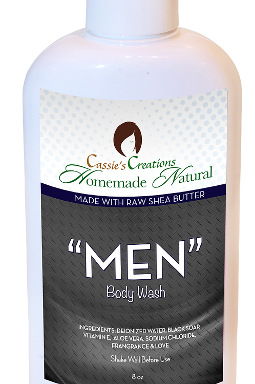 Gentlemen Body Wash 8oz