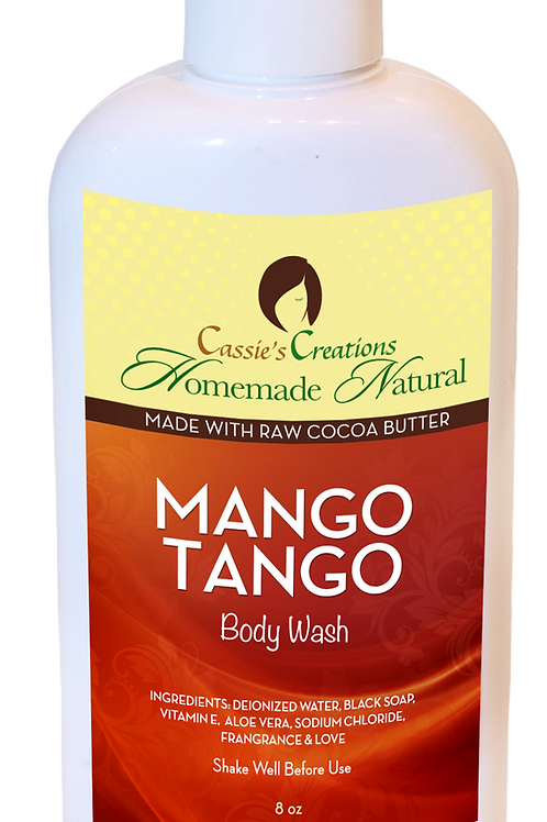 MANGO TANGO Body Wash 8 oz