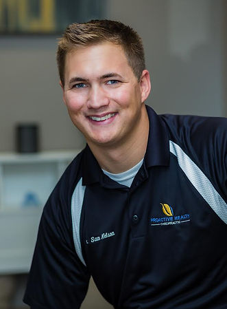 Dr. Sam Nelson, Chiropractor Liberty Lake, WA