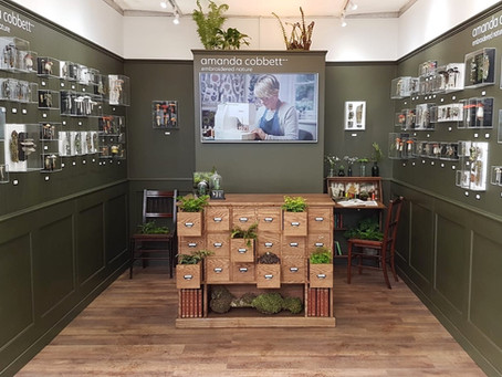 We did it! 5 Stars at first Chelsea Flower Show