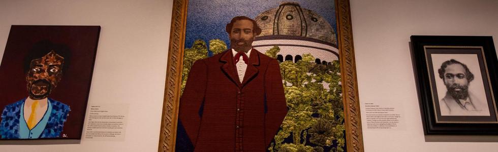 Mathew Gaines, primer senador afroamericano