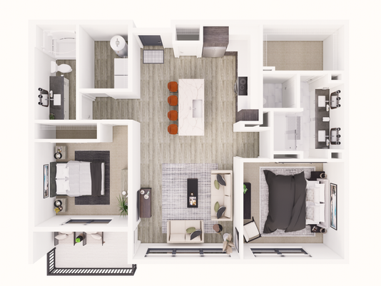 Why Future Tenants Love 3D Floor Plans and Tours