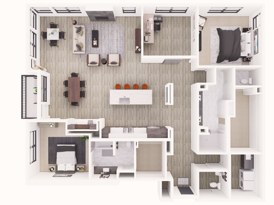 2D vs 3D Floor Plans- Which Should Your Apartment Brand Use?