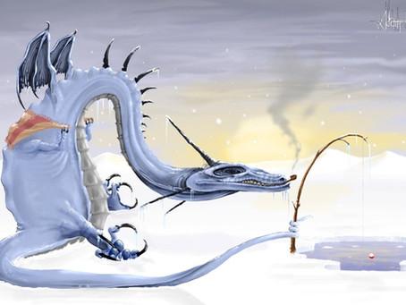 Дневник дракона. Часть XIV: По таланту и успехи