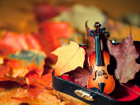 Скрипка и фонарь