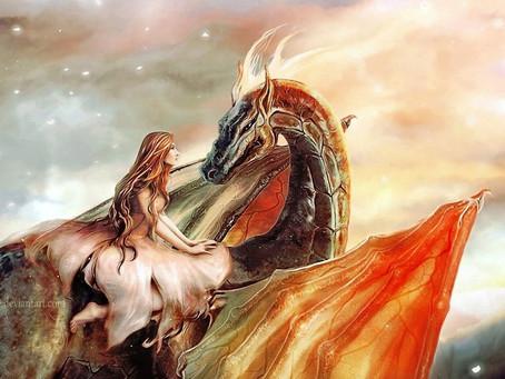 Дневник дракона. Часть XV: Любовь не пожар, а загорится — не потушишь