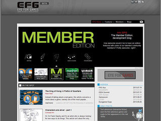 EFG: Eye For Games