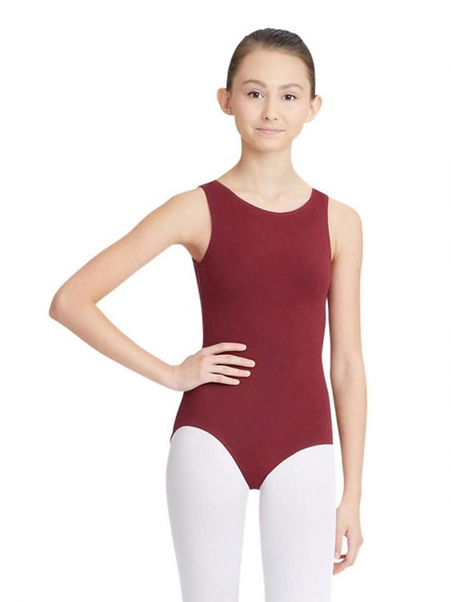 Adult High-Neck Tank Leotard