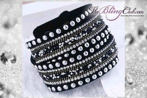 Studded Bracelet/Choker