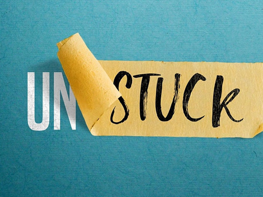 Getting Unstuck: The Challenge of Change
