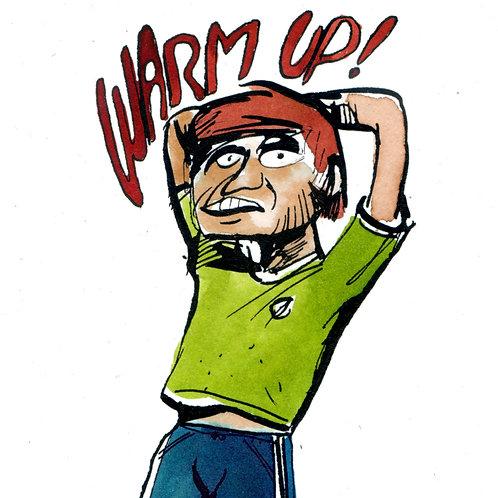 Warm up! _ 2011