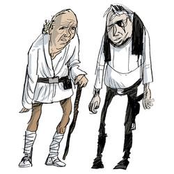 Aged Starfighters