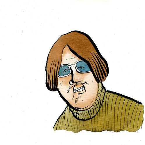 Kobo Durnberg - mit verwegenem Schnurrbart _ 2011