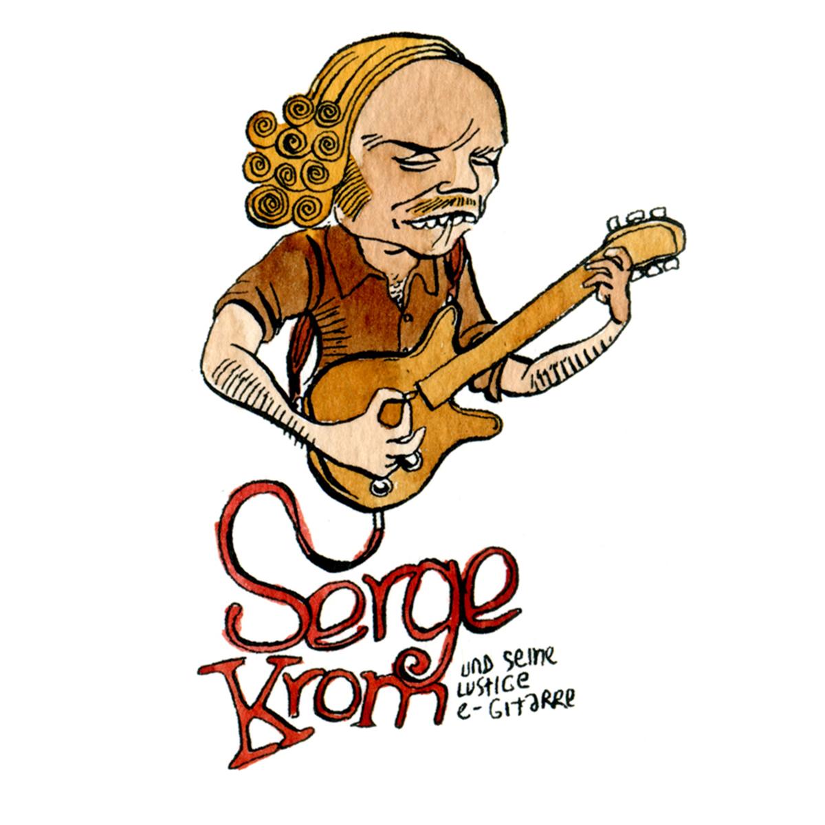 Serge Krom