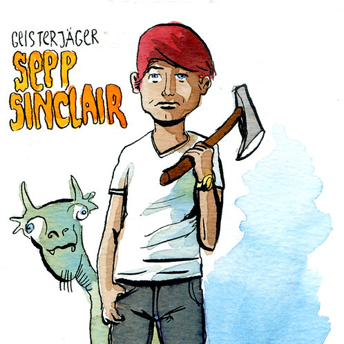 Geisterjäger Sepp Sinclair _ 2011