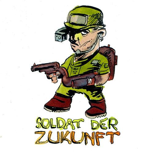 Soldat der Zukunft / Soldier of the Future _ 2011