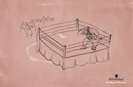 Dandruff Trails_Wrestler
