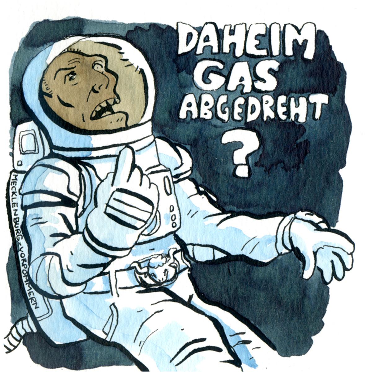 Daheim Gas abgedreht?_2011