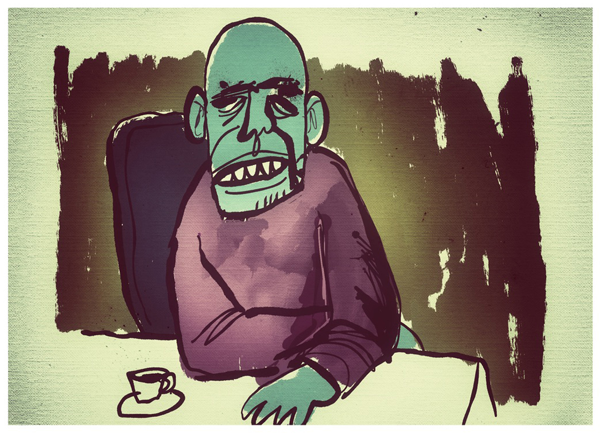Coffeetime for Fantomas