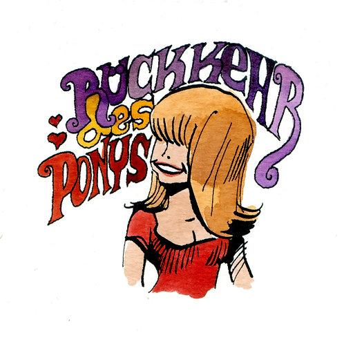 Rückkehr des Ponys / Comeback of the fringe _ 2011