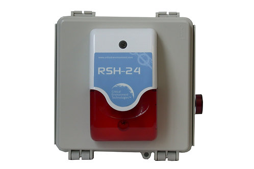 RSH-TMR Remote Strobe & Horn with Timer