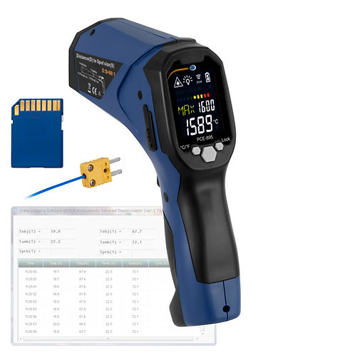Infrared Thermometer 895