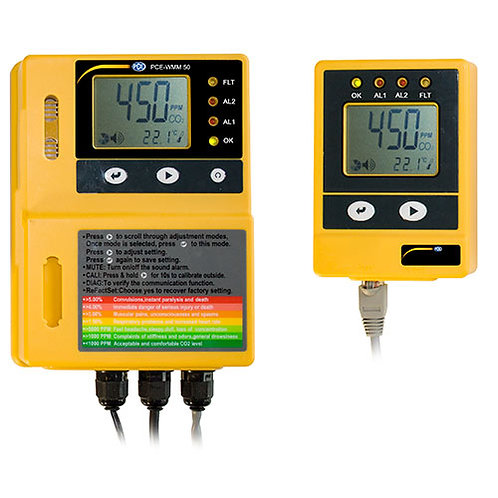Carbon Dioxide Meter WMM 50