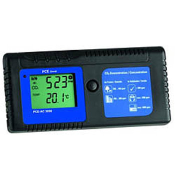 Air Quality Meter AC 3000