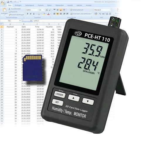Air Humidity Meter HT110