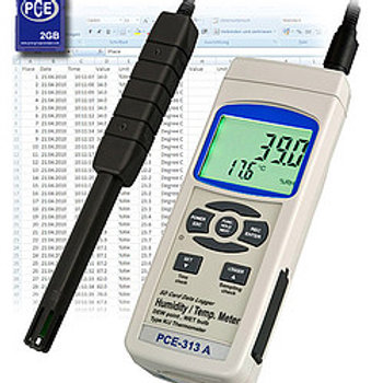Air Humidity Meter 313A