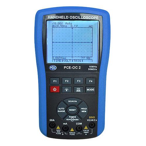 Handheld Oscilloscope OC 2