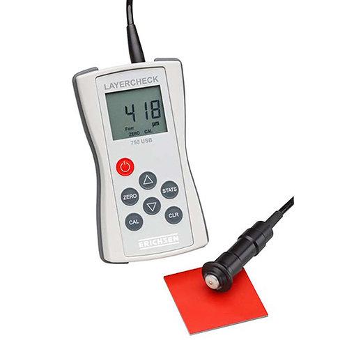 Coating Thickness Gauge LAYERCHECK 750 USB 塗層測厚儀