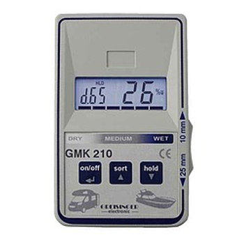 Timber Moisture Meter GMK 210