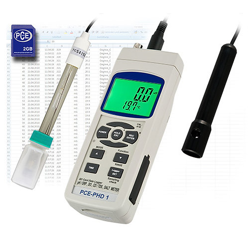 Multifunction Conductivity Meter PHD 1