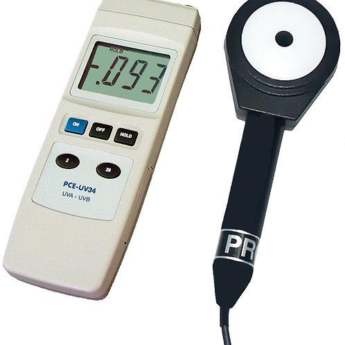 Radiation Detector UVA/UVB PCE-UV34
